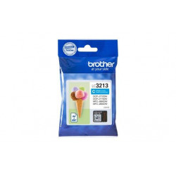 CARTUCHO BROTHER  LC3213C CIAN