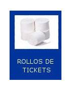 ROLLOS DE TICKETS